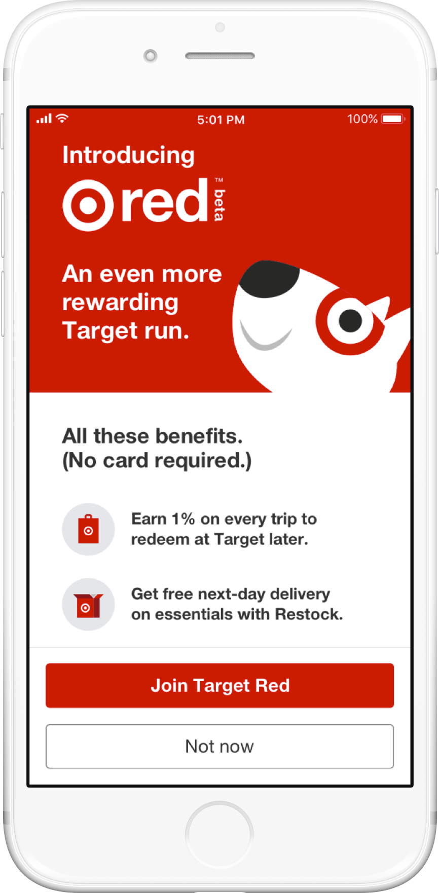 Target Expands Dallas Test Of New Loyalty Program After