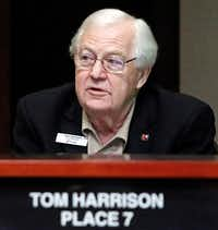 Tom Harrison