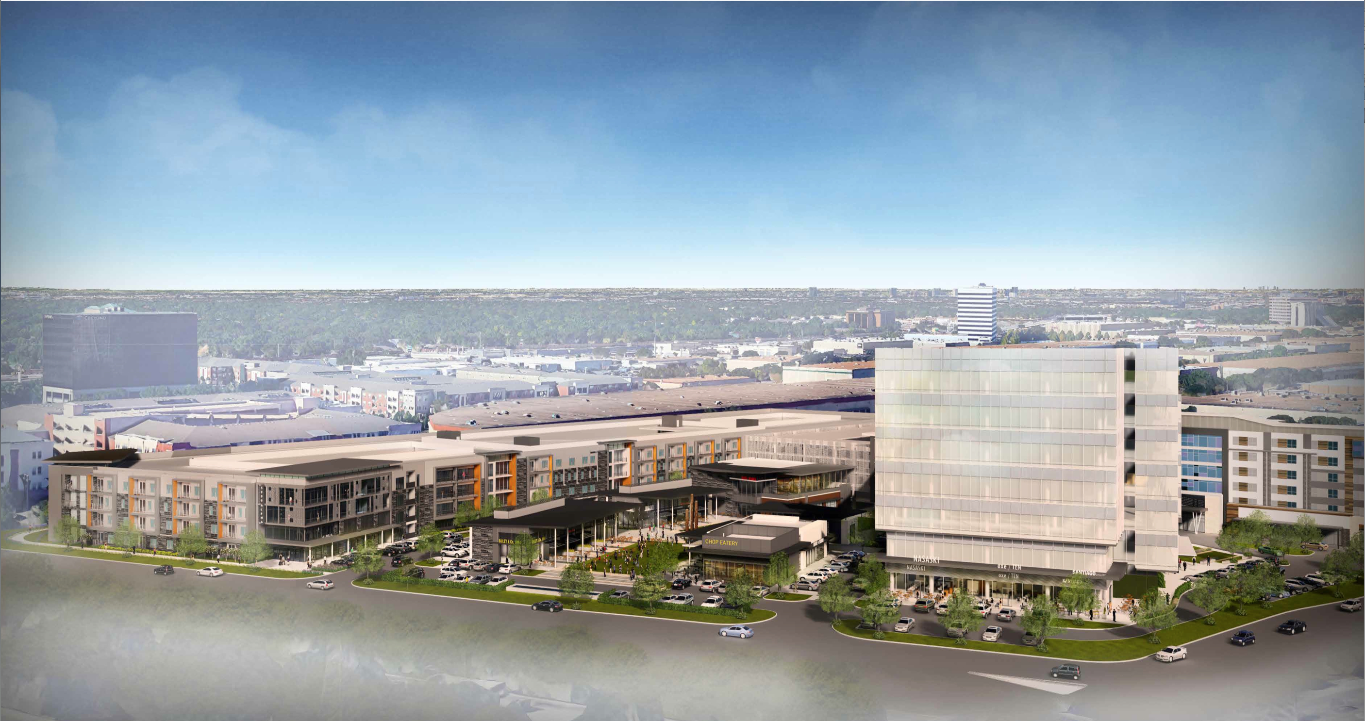 Investors pump $16 million into new mixed-use project near