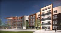JPI's Alpha West apartments will have 409 units.(JPI)