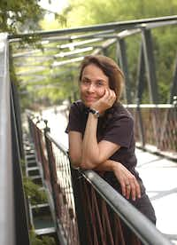 San Antonio-based poet Naomi Shihab Nye will debut a new poem and share from her published work at Arts & Letters Live at the Dallas Museum of Art May 6.(Ha Lam)