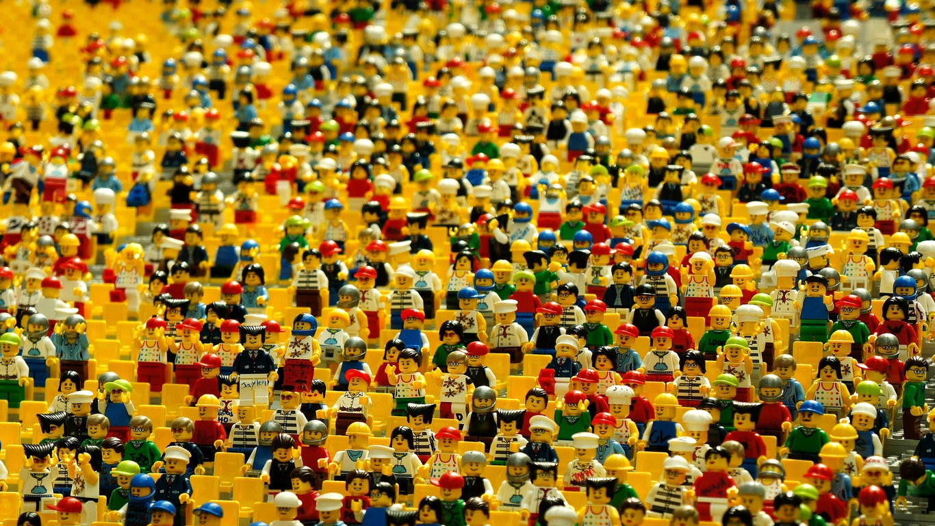 Working at a Lego store taught me how much a toy can mean to a ...