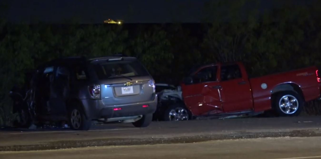woman intentionally drove wrong way in west dallas crash that killed