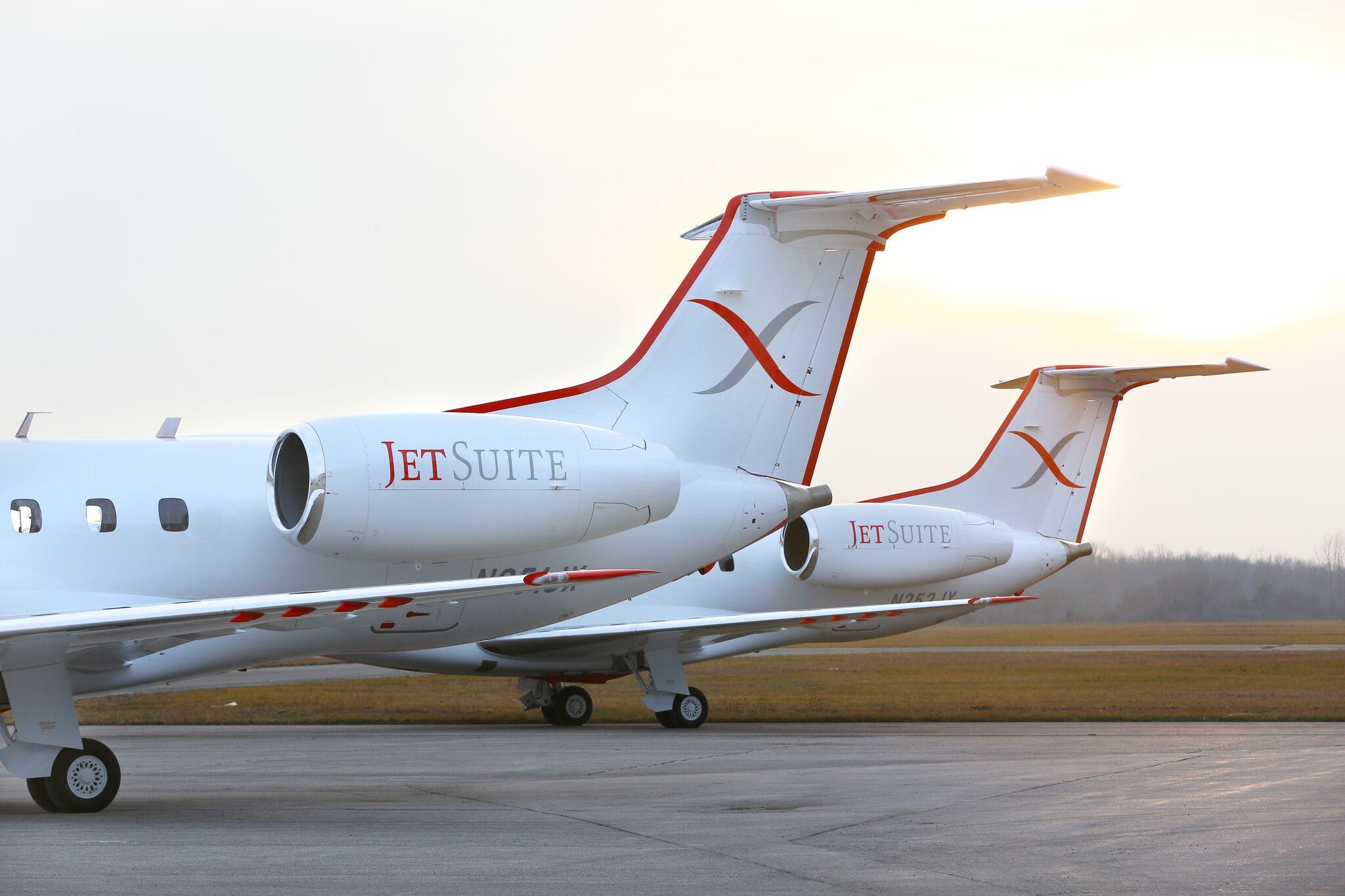 California Based Charter Airline Jetsuite Plans 100 Plane Fleet
