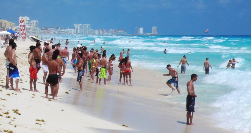 14 People Reported Killed In 36 Hours Cancun Near Tourist Destinations