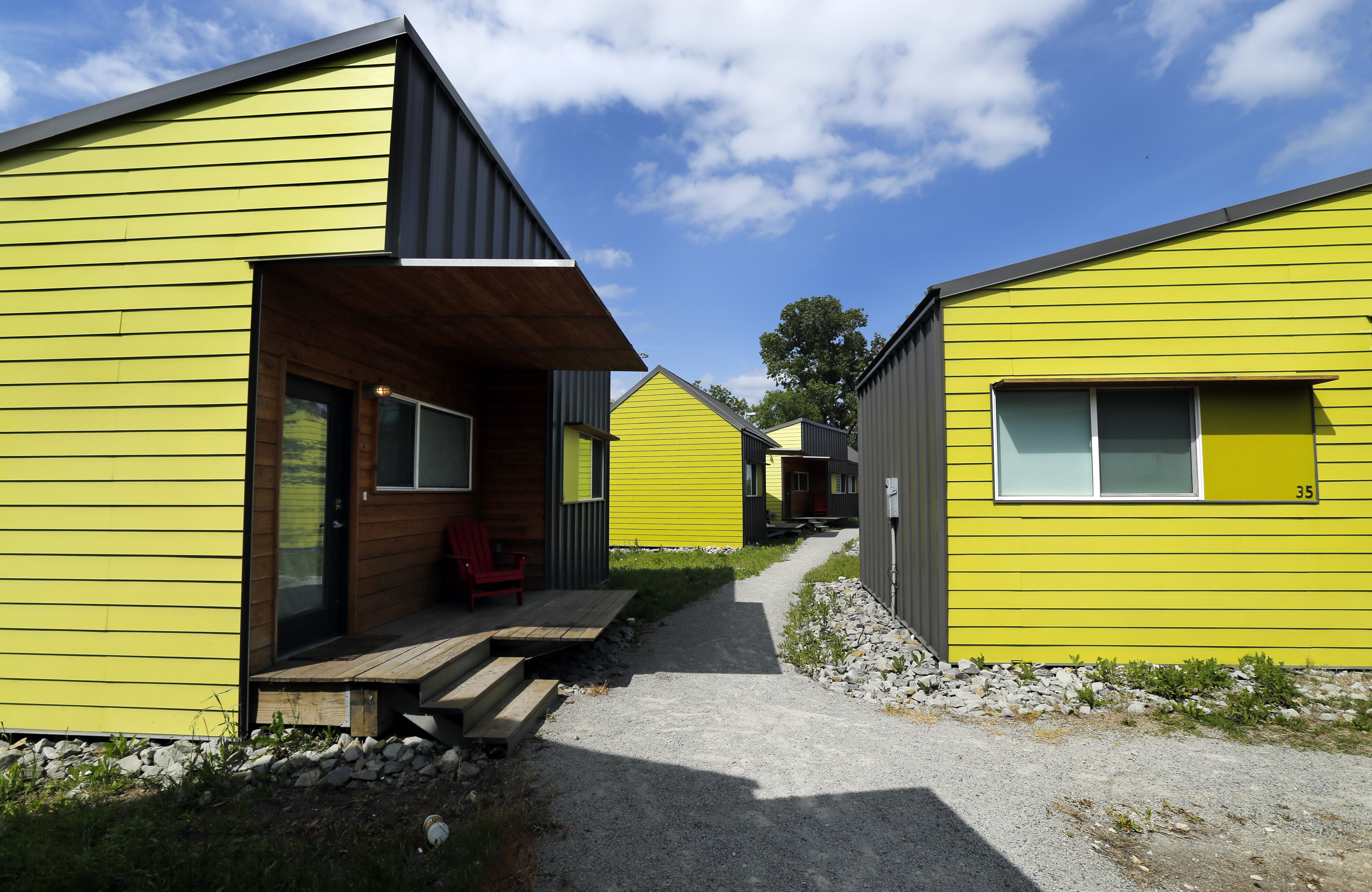 How tiny houses and shipping containers just might solve the Dallas