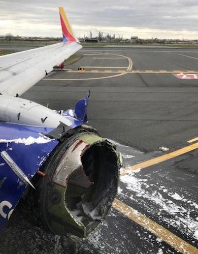southwest plane crash
