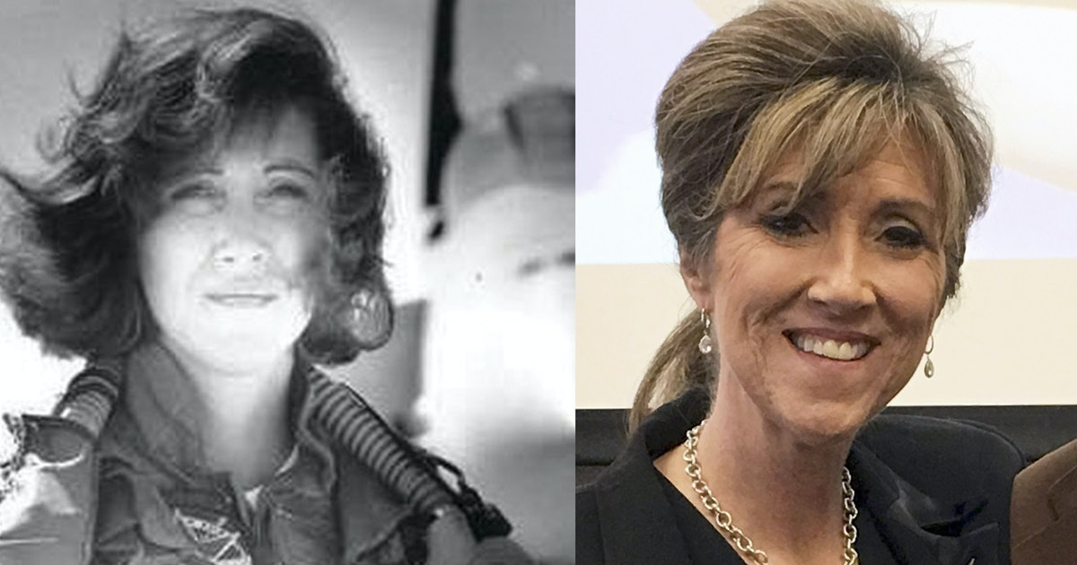 After Landing Troubled Southwest Plane Pilot Tammie Jo Shults