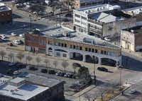 Todd Interests has completed its purchase of almost two dozen old buildings on downtown Dallas' east side.(David Woo/Staff Photographer)