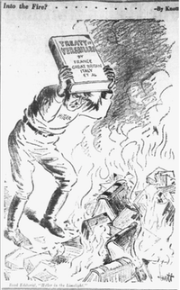 "<p><span style=""font-size: 1em; background-color: transparent;"">Cartoon featured in the May 16, 1933 edition of The Dallas Morning News.</span></p>(John Knott/The Dallas Morning News)"