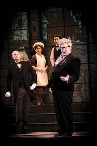 <i>Don Pasquale</i>,as performed at the Arizona Opera.(Keitaro Harada)