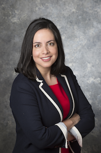"<p><span style=""font-size: 1em; background-color: transparent;"">Luisa del Rosal, executive director of the Tower Center and Mission Foods Texas-Mexico Center</span></p>"