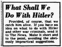 April 6, 1945(The Dallas Morning News)