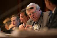 Houston state Sen. Paul Bettencourt has tried recently to fix the state's property tax system, without success.(Deborah Cannon)