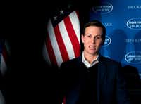 President Donald Trump's son-in-law, Jared Kushner, is named in the DNC's lawsuit against Russia, the Trump campaign and Wikileaks.(Jose Luis Magana/AP)
