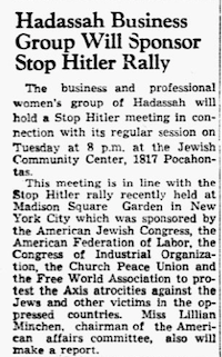 March 7, 1943(The Dallas Morning News)