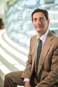 Dr. Giuliano Testa(Baylor Scott & White Health/Shannon Faulk)