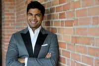 J. Hilburn co-founder and CEO Veeral Rathod. (Picasa/Photo courtesy of J. Hilburn)
