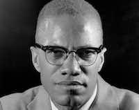 Malcolm X(Eddie Adams)