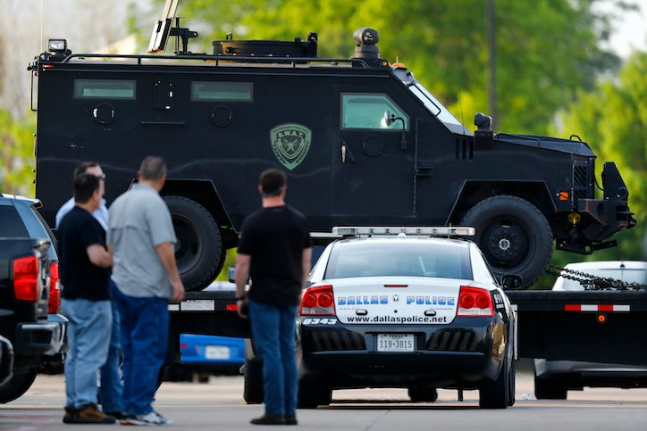 Suspect In Home Depot Shooting Arrested After Five Hour Manhunt