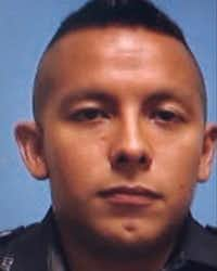Officer Rogelio Santander was fatally shot at a Home Depot in Lake Highlands.