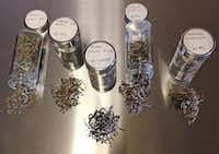 Rakkasan Tea Company in Dallas imports rare teas from post-conflict countries like Vietnam, Nepal, Sri Lanka and Rwanda.(Louis DeLuca/Staff Photographer)