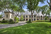 <p>1 Abbey Woods Lane in Dallas is listed on zillow.com as sold for $12.9 million. Yet its market value, according to the county appraisal district, is shown as $4.6 million.</p>(zillow.com)