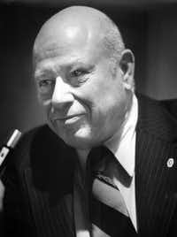 Harlon Carter, former executive vice president of the National Rifle Association.(Steve Ueckert)