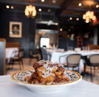 Julian Barsotti's Sunday Gravy, photographed at Fachini in Dallas(Rex C Curry/Special Contributor)