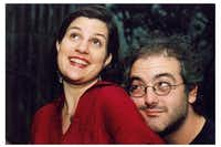 Matt Zoller Seitz and Jennifer Dawson(Jeremy Seitz)