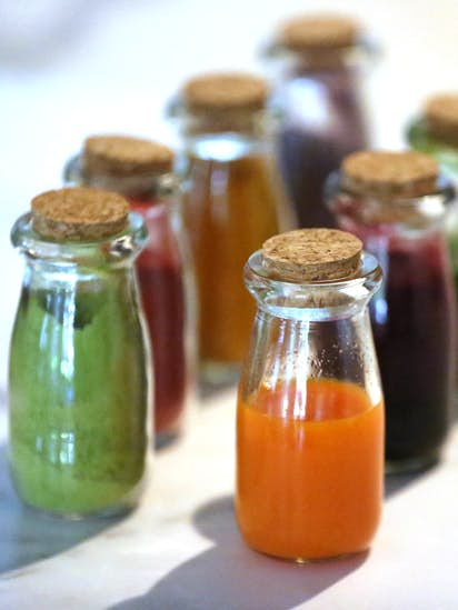 How to make all-natural food coloring from fruits, veggies and ...