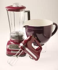 Purple KitchenAid items(Andy Jacobsohn/Staff Photographer)