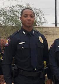 Officer Kip Daily(Facebook/Carrollton Police Department)