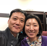 "<p><span style=""font-size: 1em; background-color: transparent;"">Hyun Seop ""Harry"" Lee and Yoon ""Debbie"" Kim were university professors.&nbsp;</span></p>(Instagram)"