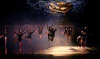 Inspired by the 2006 film,<i>The Banquet</i>, for which she created the choreography, Beijing Dance Theater artistic director Wang Yuanyuan devised her own version of Shakespeare's <i>Hamlet</i> in 2013.(Han Jiang)