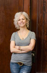 Two-time Newbery Medal-winner Kate DiCamillo will speak at 2 p.m. Sunday, May 20 at Montgomery Arts Center in Dallas.(Catherine Young)