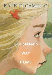 <i>Louisiana's Way Home</i> will be released Oct. 2 by Candlewick Press.(Candlewick Press)
