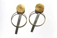 Annie Costello Brown earrings, $220(Forty Five Ten/Annie Costello Brown)