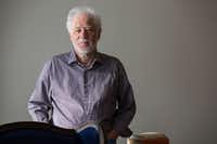 <p>Michael Ondaatje  (Rolex-Bart Michiels)</p>