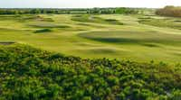 The green fairways of Trinity Forest Golf Course in Dallas, which uses new Trinity Zoysia turf grass, developed at Bladerunner Farms in Poteet, Texas.(Nick Menger, assistant superintendent at Cordillera Ranch)
