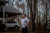 Doug Schaub's  father, Fred Schaub, died of carbon monoxide poisoning in his sleep after leaving his keyless start Toyota RAV-4 running in his garage for over 24 hours.(ANDREA MORALES/NYT)