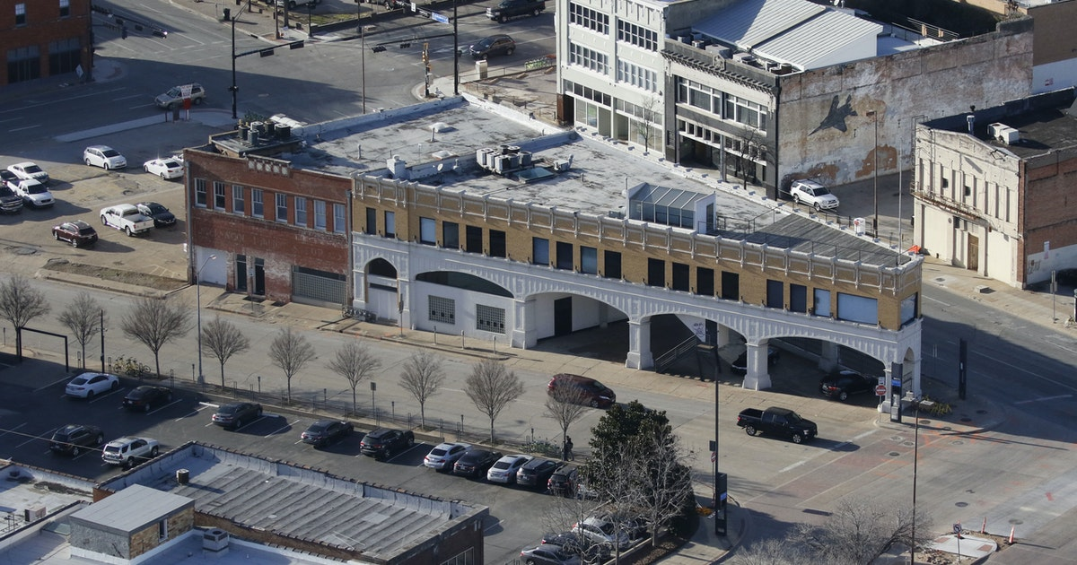 An old downtown Dallas district getting a redo has a new name — East Quarter | Real Estate | Dallas News