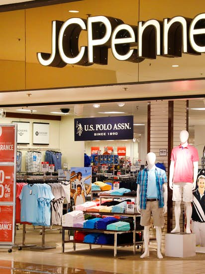8c3c041759dd9 J.C. Penney s results fall short as sales tanked in a cold April and Wall  Street chills