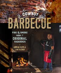 "<p><span style=""font-size: 1em; background-color: transparent;"">""Cowboy Barbecue: Fire and Smoke from the Original Texas Vaqueros.""</span></p>"