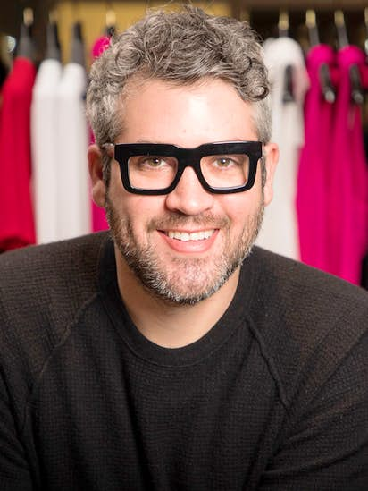 0eb7f6d992 How Longview s Brandon Maxwell went from dressing Lady Gaga to becoming a  star in his own light