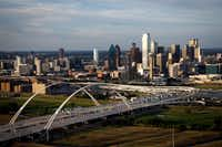 The Dallas-Fort Worth area took in the most graduates of any Texas city over the past 10 years.<div><br></div>(Smiley N. Pool/Staff Photographer)