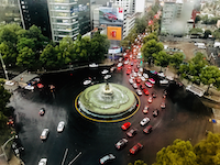 One of the most visited cities in Mexico is Mexico City, which lures travelers from all over the world.(By Alfredo Corchado/The Dallas Morning News)