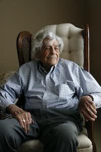James Megellas, 101(Nathan Hunsinger/Staff Photographer)