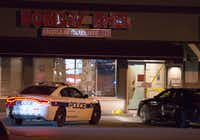 Canadian police say an explosion set off deliberately in a restaurant has wounded 15 people. Three who were critical have been upgraded to stable.(Doug Ives/AP)