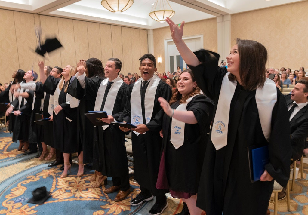 Private Schools First Graduating Class Signals Rapid Growth Of Ib